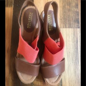 Kenneth Cole Reaction Wedges, Size 8
